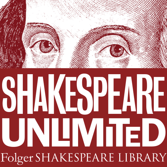 Shakespeare Unlimited podcast logo