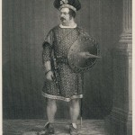 Edwin Forrest as Macbeth
