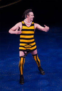 Malvolio from Twelfth Night