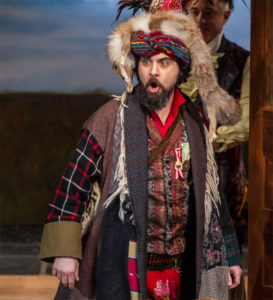 Petruchio from The Taming of the Shrew