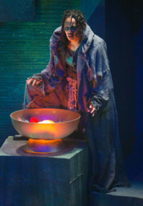 The Soothsayer from Julius Caesar