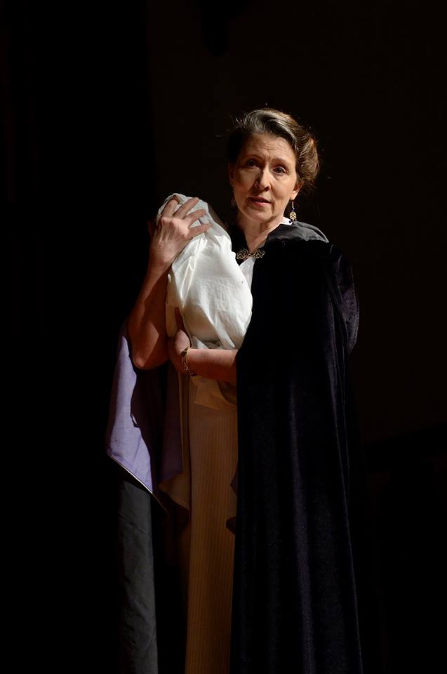 Paulina in The Winter's Tale