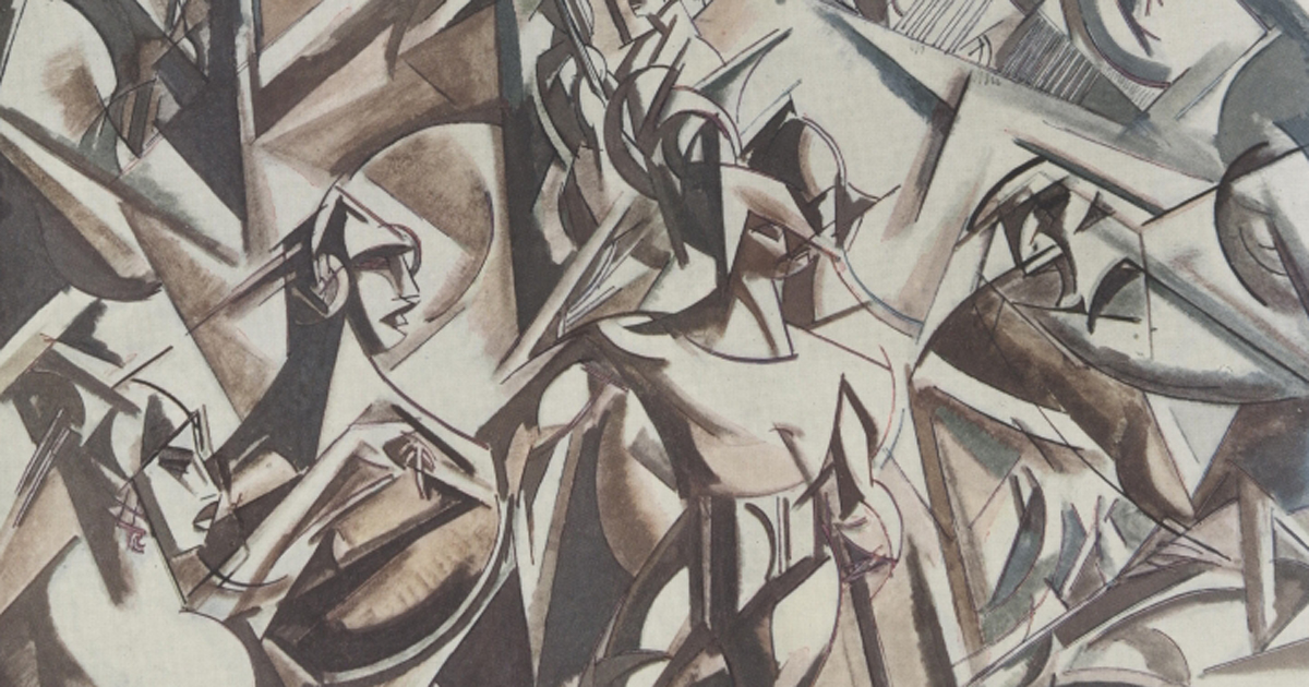 Wyndham Lewis and Timon of Athens