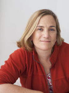 Tracy Chevalier. Photo by Nina Subin.