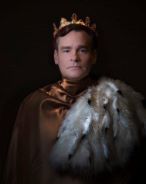 Robert Sean Leonard as King Richard II