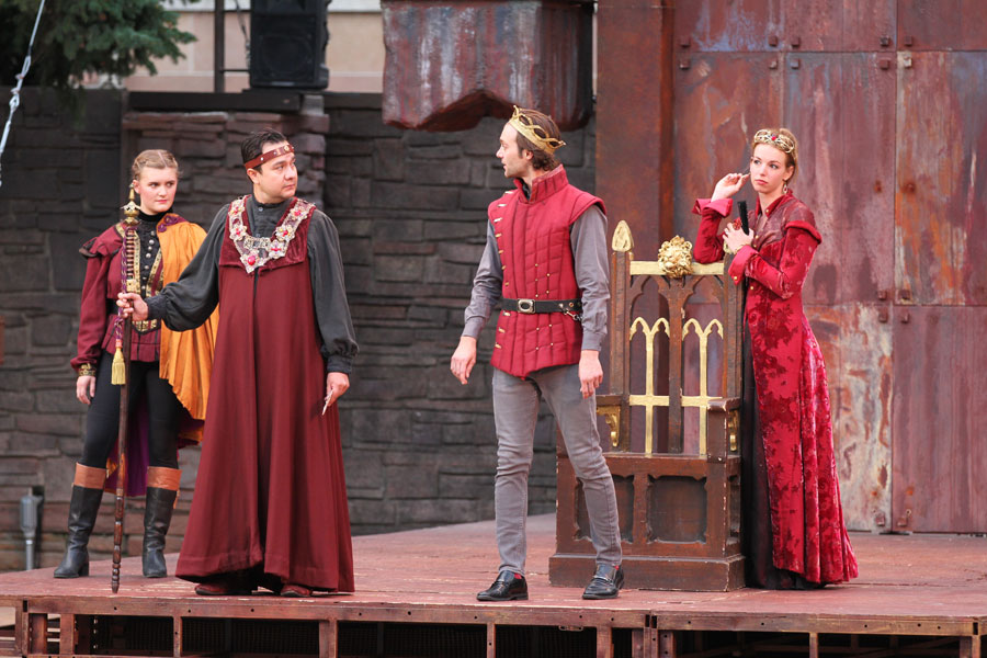 Colorado Shakespeare Festival Henry VI Part 2