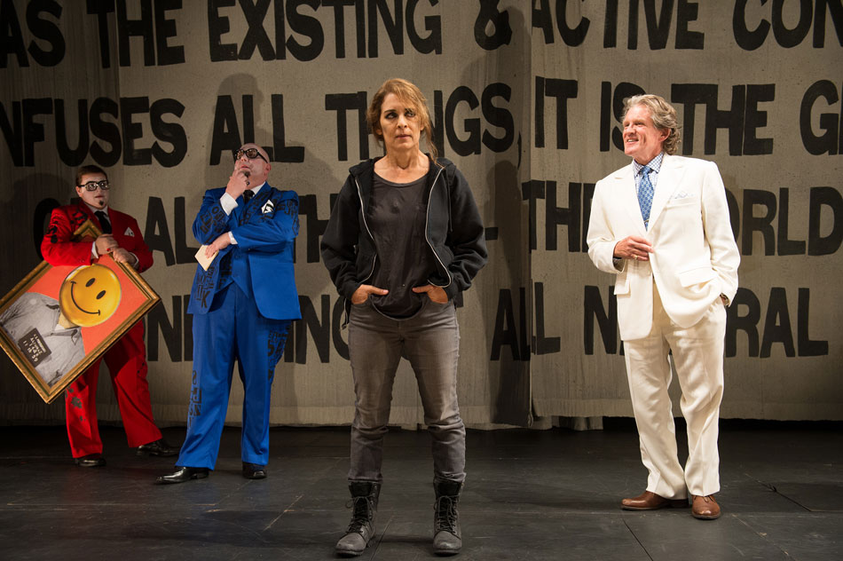 Timon of Athens at OSF completes the Shakespeare canon