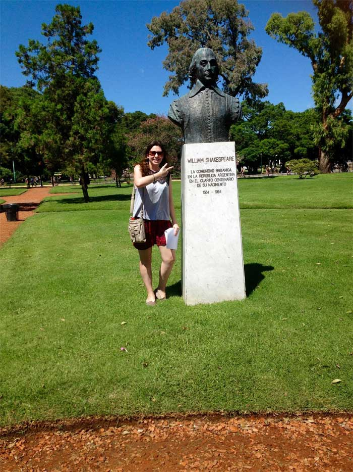 Shakespeare in Argentina