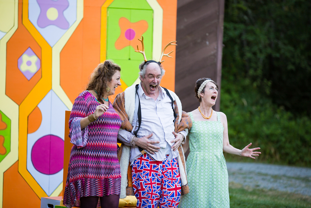 The Merry Wives Of Windsor At Seattle Shakespeare Companys Wooden