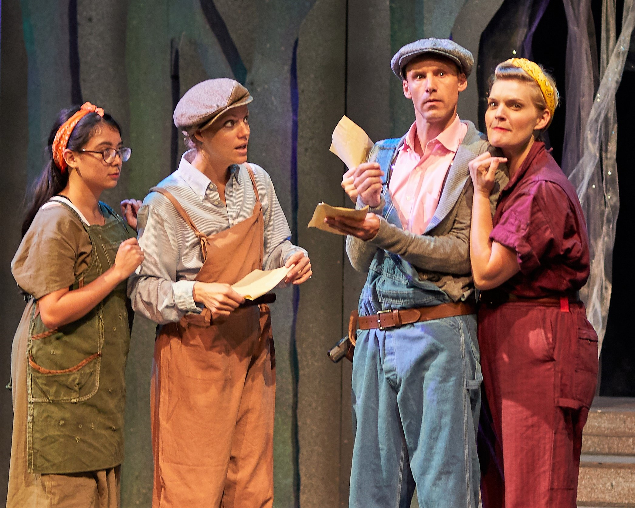 What's onstage at Shakespeare theaters in October - Shakespeare & Beyond