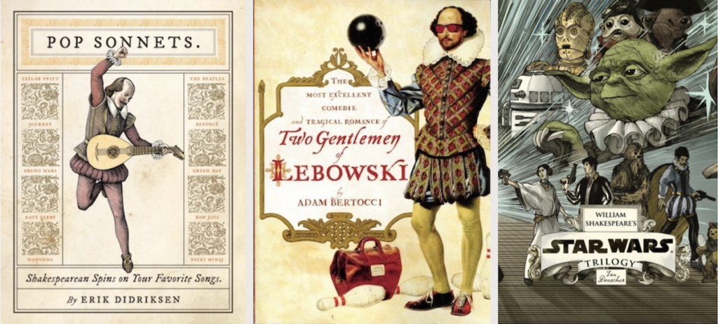 These books are among our eight Christmas gift ideas for Shakespeare fans.