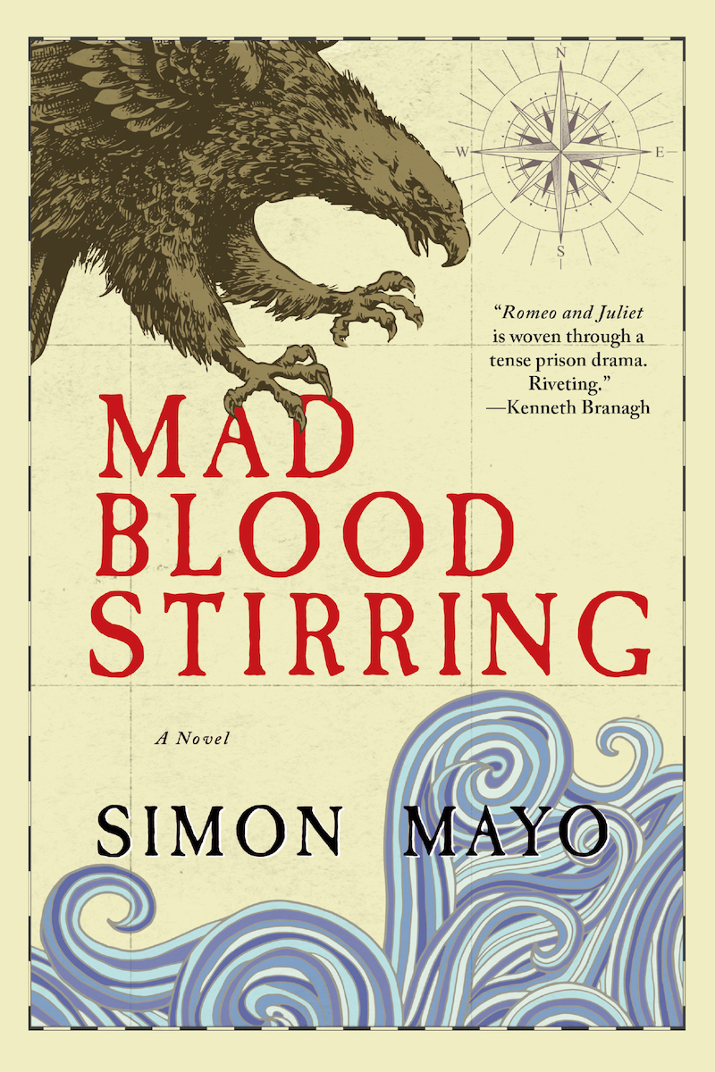 'Mad Blood Stirring.' Simon Mayo. 2019.