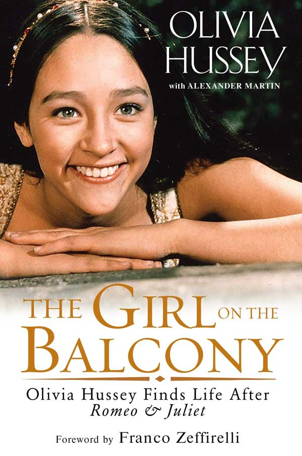 Girl on the Balcony - Olivia Hussey as Juliet