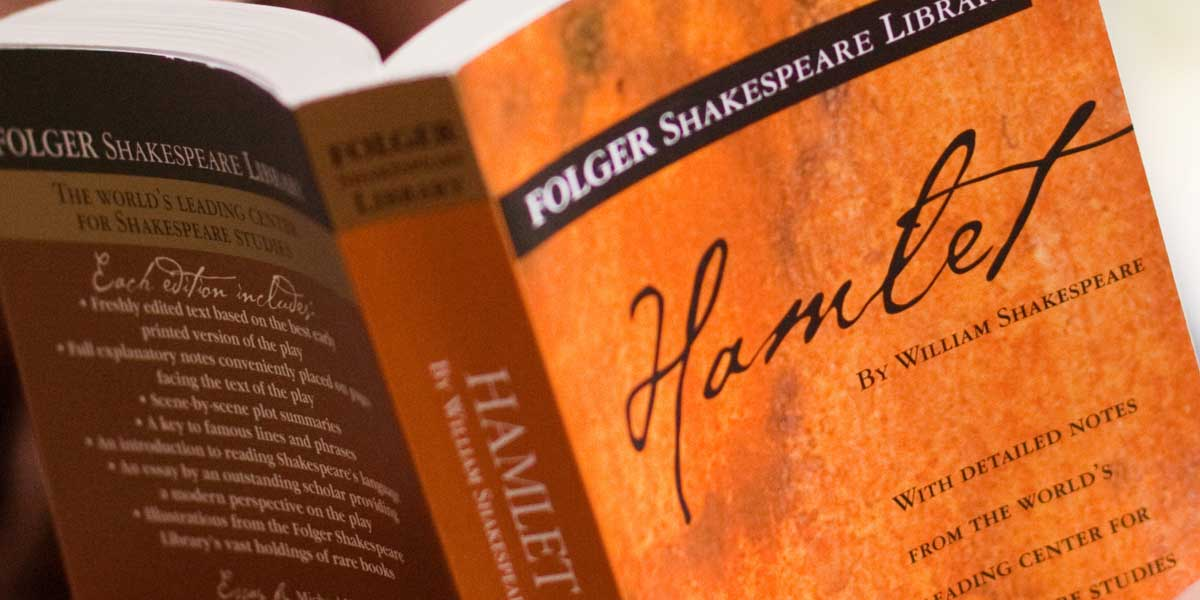 Shakespeare 2020: A one-year reading plan for the complete works