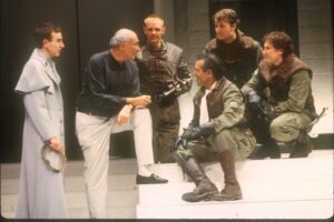 Michael Kahn directs Henry VI at the Shakespeare Theatre Company.