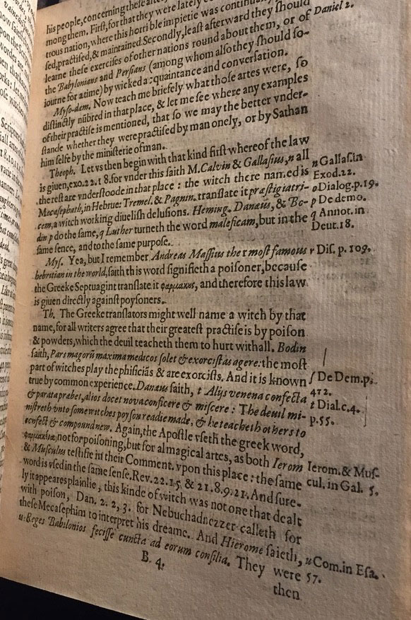 Treatise against witchcraft