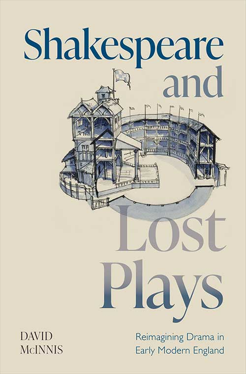Lost Plays book cover